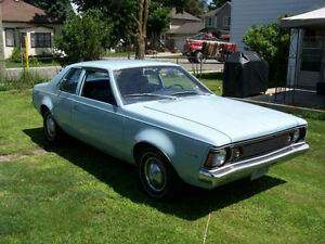 1972 AMC Hornet SST with spare 360 motor and transmission