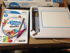 Wii draw. Like new. NIB plus other games London Ontario image 2