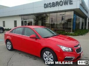 2016 Chevrolet Cruze Limited LT   Low Mileage, Remote Start, Bac London Ontario image 1