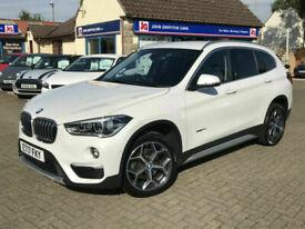 2017 17 BMW X1 2.0TD ( 148bhp ) ( s/s ) sDrive18d xLine