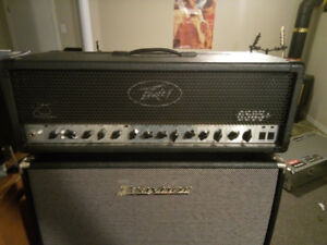 Peavey 6505+and valve king 4x12 sold together or separately.
