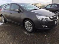 Vauxhall/Opel Astra 1.6i 16v VVT ( 115ps ) 2011MY Excite