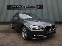 BMW 3 SERIES 318d Sport (grey) 2013