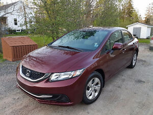 2013 Honda Civic. New Inspection. Low Miles. Cold AC