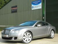 2009 BENTLEY CONTINENTAL GT COUPE PETROL