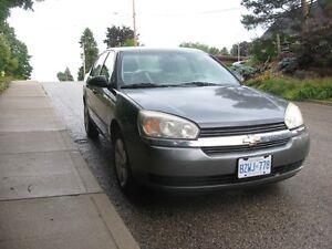 2005 Chevrolet Malibu Sedan London Ontario image 1