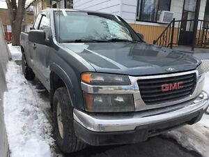 GMC Canyon 2006 4x4