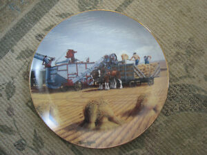 Collector Plates – Era of the Horse Series