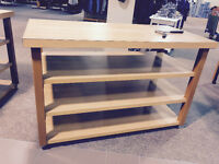 Retail Tables, Displays, Benches, Shelves
