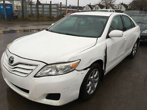 2011 Toyota Camry just arrived at Pic N Save!