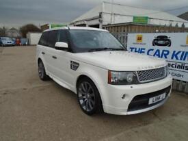 2010 Land Rover Range Rover Sport 3.6 TD V8 Autobiography Sport LE 5dr