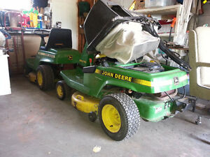 Am looking for small lawn tractors
