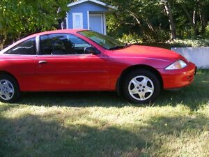 2000 Chevrolet Cavalier Coupe (2 door) only 103000 KM