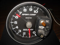 auto meter Monster tach