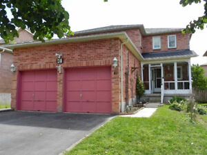 4 bedroom full house for lease in ajax