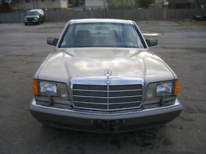 1988 Mercedes-Benz 420SEL Cambridge Kitchener Area image 2