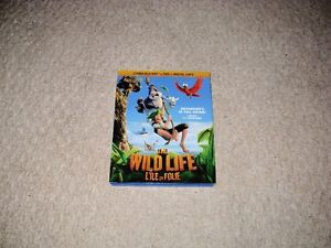 THE WILD LIFE BLURAY AND DVD COMBO SET FOR SALE!