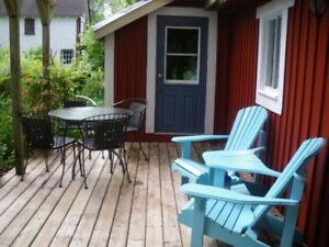2 Bedroom River Cottage Rental