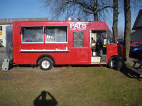 *** FOOD TRUCK FOR SALE!!!  ***
