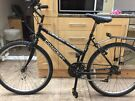 """Concept conquest unisex mountain bike 18"""" frame 26"""" wheels Fully working"""