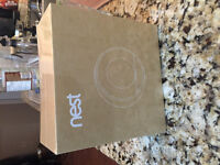 Nest thermostat! 2nd generation! Unopened and brand new!