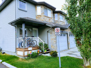 Fabulous Townhouse with finished basement in Sandalwood!