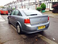 2007 Vauxhall Vectra 1.9 CDTI MOT and TAX AUTO