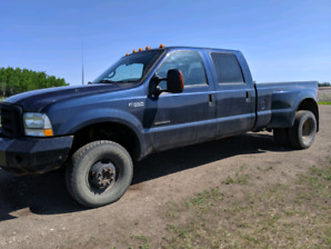 2002 Ford f350 7.3 Diesel super dutty