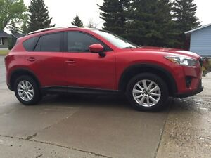 2014 Maxda CX-5 with lots of extras