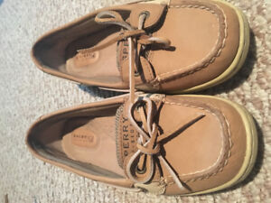 Women's Sperry Shoes & Tory Burch flipflops