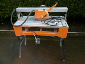 240v Electric wet tile cutter