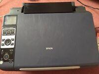 Epson Stylus DX8400 Series