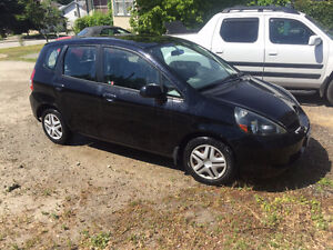 *REDUCED* 2007 Honda Fit , great mechanical, 161k, $4900