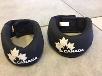 Ice Hockey neck guards