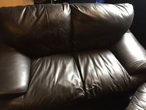Free couch, loveseat and rocker recliner