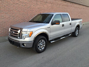 2009 Ford F-150 SUPERCREW 4X4 Pickup Truck