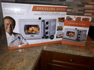 ☆Wolfgang Puck☆ Pressure Oven BRAND NEW
