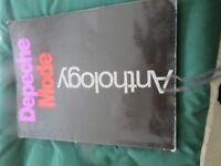 depeche mode music book