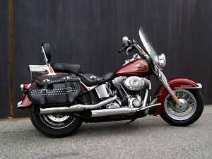 2009 HARLEY-DAVIDSON SOFTAIL HERITAGE CLASSIC Cannington Canning Area Preview