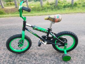 "12"" Ninja turtle bike"
