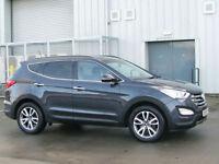 Hyundai Santa Fe 2.2CRDi ( 194bhp ) 4WD ( 5st ) Premium