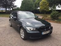 BMW 330D touring estate *rare 6 speed manual*