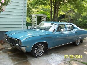 1968 BUICK SPECIAL 350