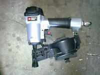 BRAND NEW ! porter cable AIR roofing nailer