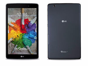Unlocked lg g pad 3 with keyboard and travel case