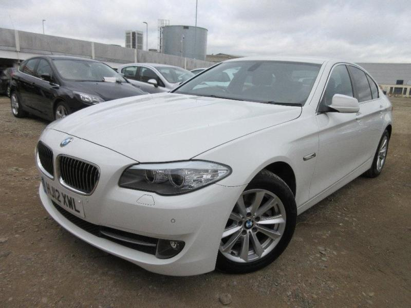 2012 BMW 5 Series 2.0 520d BluePerformance SE 4dr