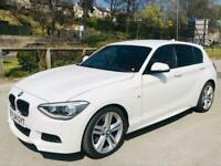 2014 BMW 1 Series 2.0 120d M Sport Sports Hatch (s/s) 5dr Hatchback Diesel Autom