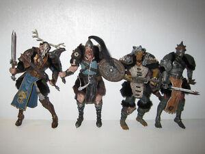 mcfarlane spawn viking figurines
