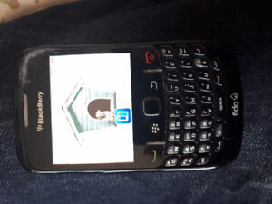 BLACKBERRY CURVE 8520 GOOD WORKING CONDITION