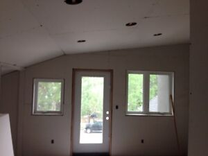 Drywall services for Ottawa & Anprior Area